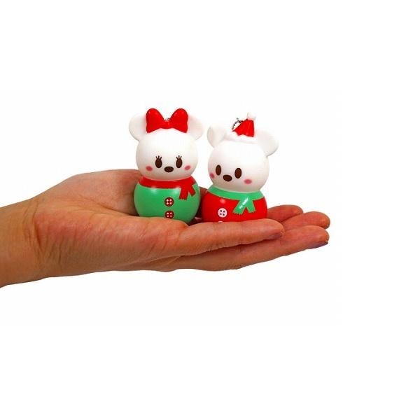 ぷかぷかお団子ディズニークリスマスバージョンBC付き 50入