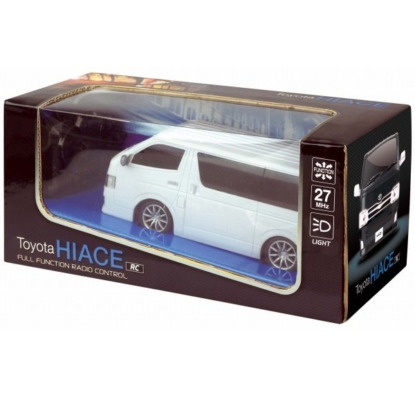 RC Toyota ハイエース