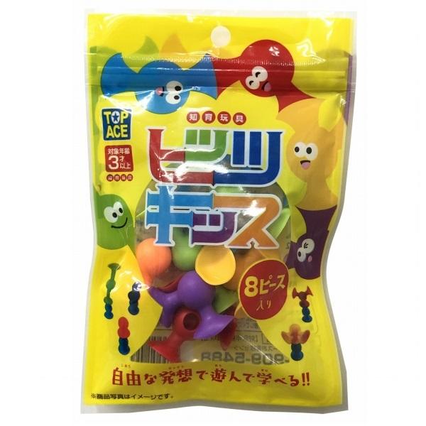 ヒッツキッス(袋タイプ8ピース入) 12入