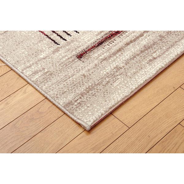 【80x140〜】ホットカーペット対応 トルコ製 ウィルトン織りカーペット フォリアラグ ※玄関先までの配達商品