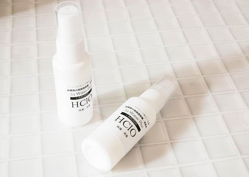 【お守り付きギフト】消臭除菌・芳香 HCIOジアウォーターのアロマ配合マスクスプレー30ml