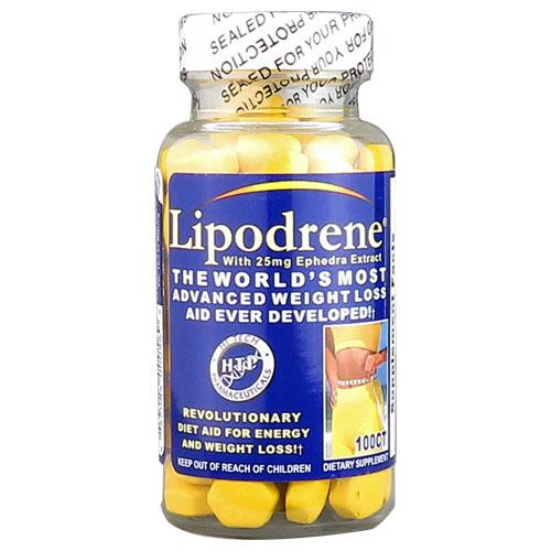 【メーカー正規品】リポドリン エフェドラエキス含有  100 タブレット /42718