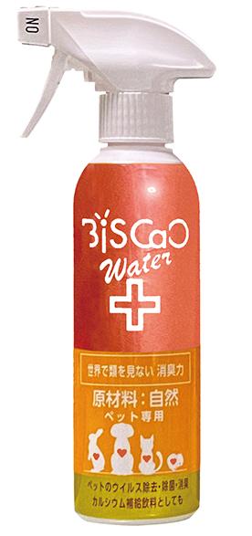 BiSCaO Water 『ペット用ビスカオウォーター』スプレーボトル 300ml