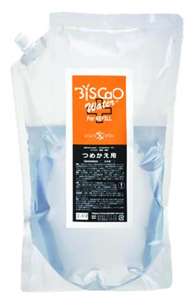 BiSCaO Water ビスカオウォーター詰替用 2,000ml