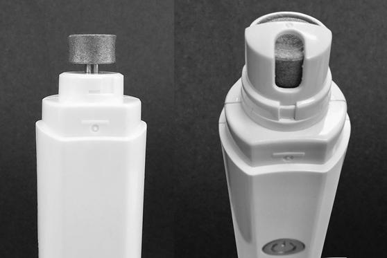 USB充電式ネイルグラインダー