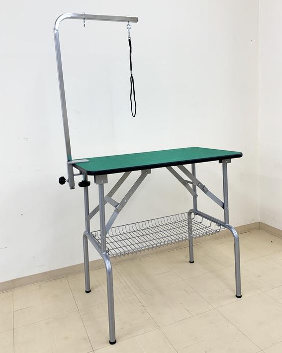 グルーミングテーブル M グリーン