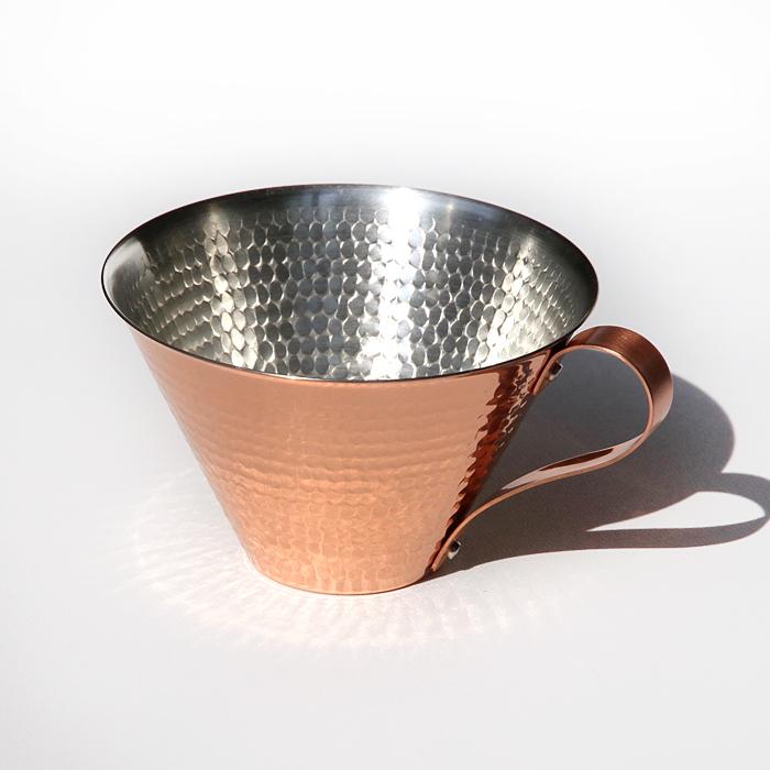 R&Wのアイスコーヒーカップ 槌目rwict