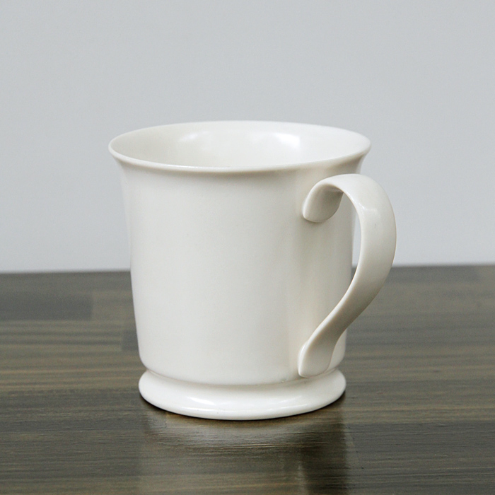 有田焼JICON磁今マグカップ小大治将典デザインφ81h81( 持ち手を入れた幅106)150ml