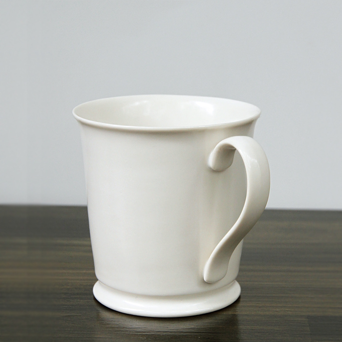 有田焼JICON磁今マグカップ大大治将典デザインφ92×h97( 持ち手を入れた幅120)300ml