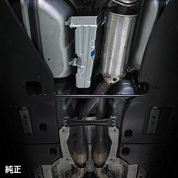 【業者配送】20系 IS250C/350C用センターマフラー