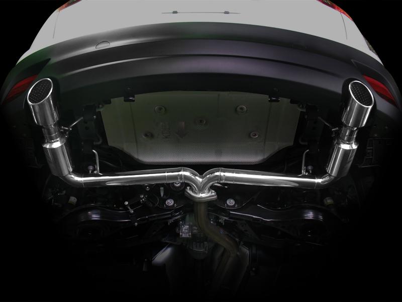 【個人宅配送】CX-5用PFSマフラー