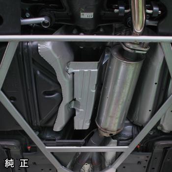 【個人宅配送】GS350/450h/430/460(〜2011年12月)用センターマフラー