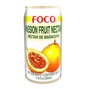 FOCO パッションフルーツジュース 350ml
