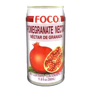 FOCO ザクロジュース 350ml