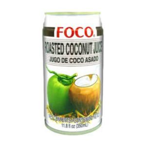 FOCO ローストココナッツジュース 350ml