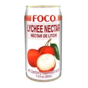FOCO ライチジュース 350ml