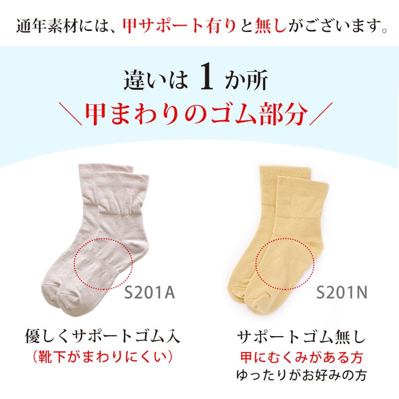 締め付けない靴下 おばあちゃん、いかがですか?(サポート無)
