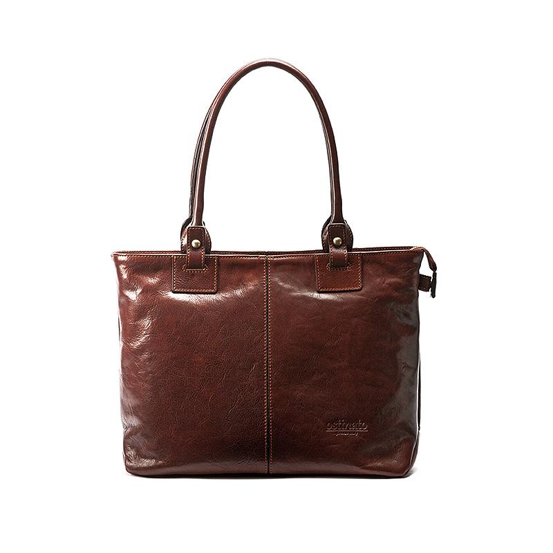 Italian Leather Tote