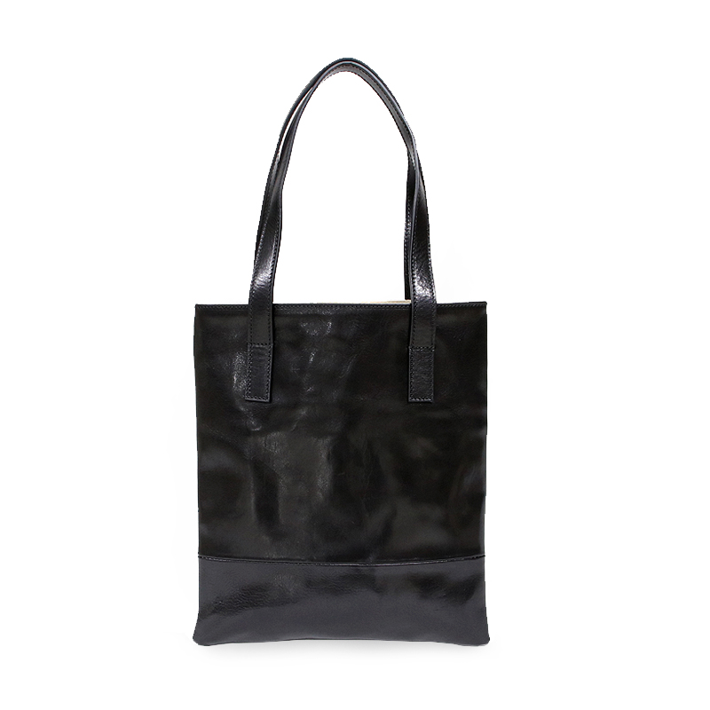 Italian Leather Tote