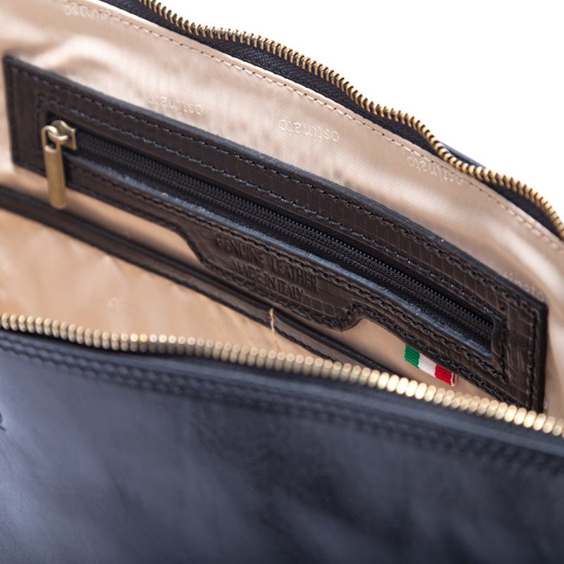 Italian Leather Shoulder