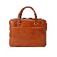 Italian Leather A4Just Briefcase