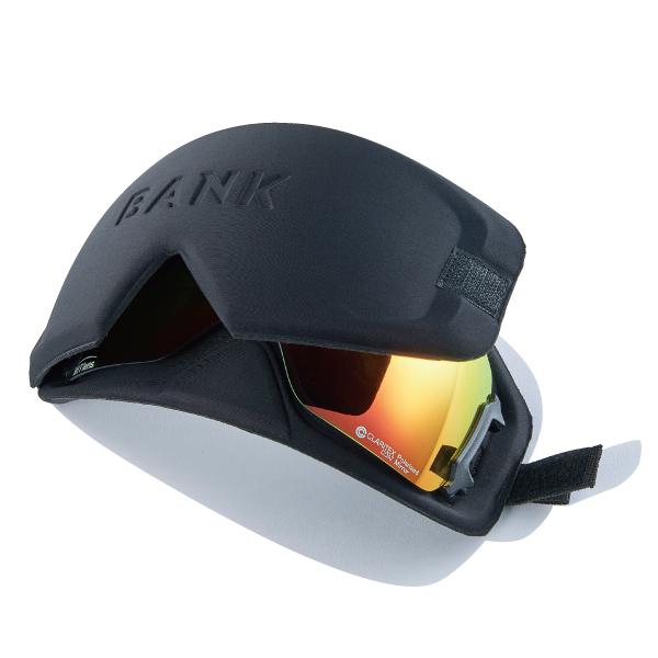 DICE LBK0893 BLGRY BANK用レンズ(MITミラー・偏光・撥水・PAF) レンズ単品