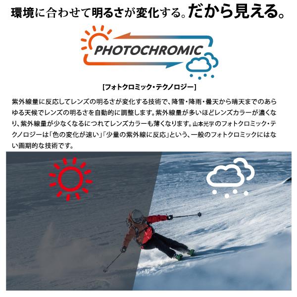 2020-2021 RIDGELINE-MDH-CMIT BKOC MITミラー調光レンズ メガネ対応