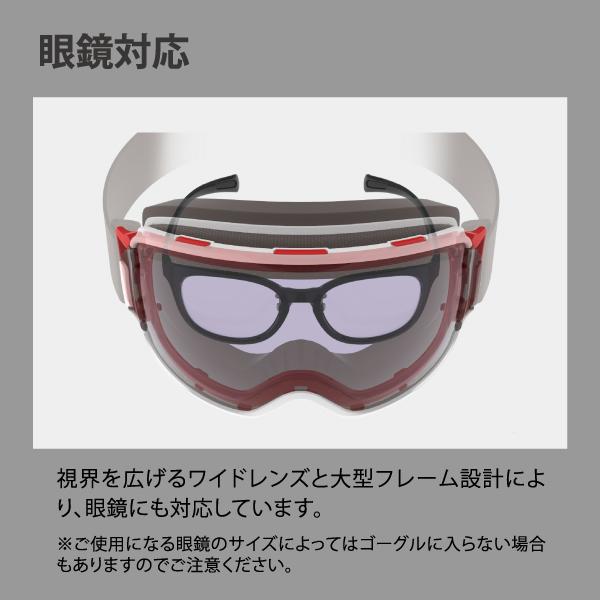 2020-2021 RIDGELINE-MDH-CU BKOC ULTRA調光レンズ メガネ対応