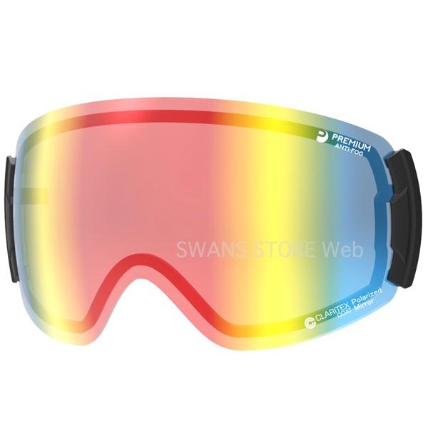2020-2021 LRV-0857 GSHD ROVO用レンズ(ミラー 撥水 PAF) レンズ単品