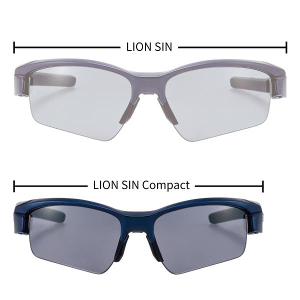LION SIN Compact(BK) + L-LI SIN-C-1101 SMBL