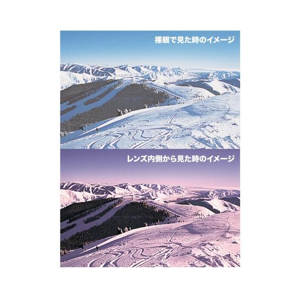 101S-PIN W/PI キッズ(子ども用)ゴーグル ホワイト×ピンク