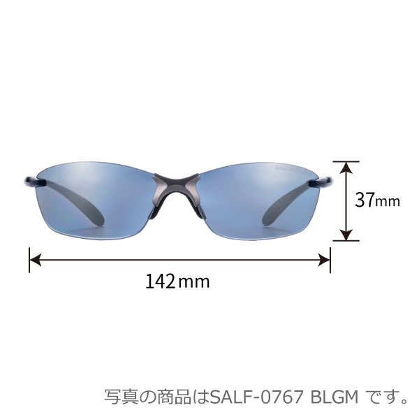 SALF-0715 BK Airless-Leaf fit エアレス・リーフフィット ULTRA for GOLFモデル