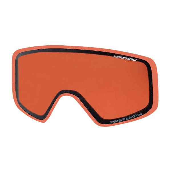2020-2021 L-HELI-5399 TIU HELI用レンズ (偏光 調光) レンズ単品