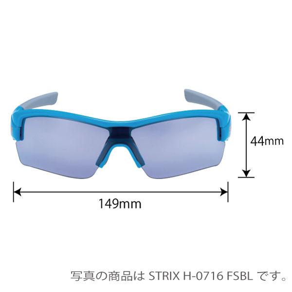 STRIX H-0066 MBK ストリックス・エイチ 調光レンズモデル