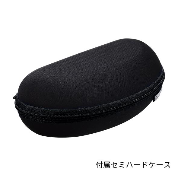 くもり止め加工付き SABE-0051PET-AF BK Airless-Beans エアレス・ビーンズ 偏光レンズモデル