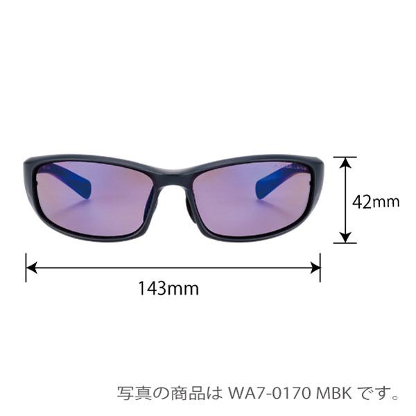 WA7-0151 MBK ウォーリアー・セブン 偏光レンズモデル