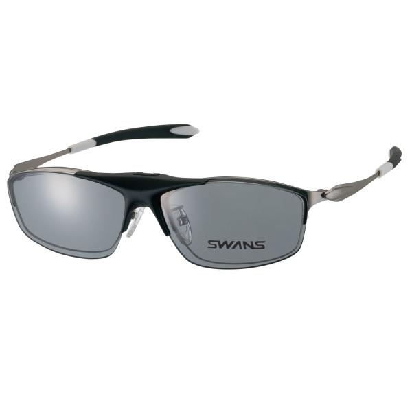 スポーツメガネ SWF900-0000CP GMR (度付きレンズセット) 専用クリップオン付き