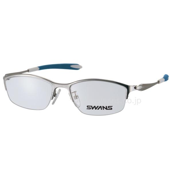 スポーツメガネ SWF900-0000CP MSIL (度付きレンズセット) 専用クリップオン付き