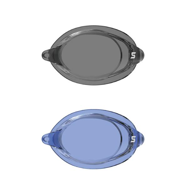 度付きレンズ SRCL-7N ノンクッション片眼レンズ(全2色・5度数)