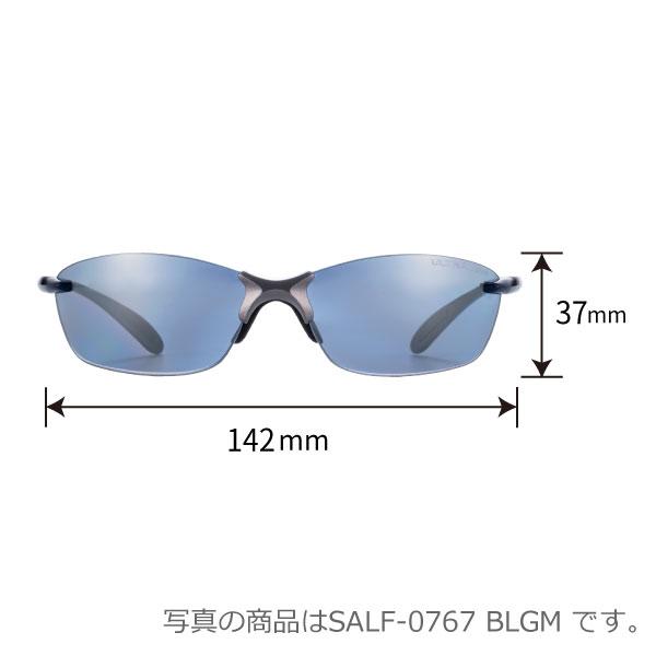 SALF-0053 BK Airless-Leaf fit エアレス・リーフフィット 偏光レンズモデル