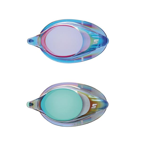 度付きレンズ SRCL-7M ノンクッション片眼レンズ(全2色・5度数)
