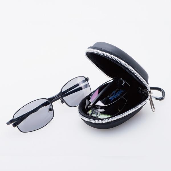 アウトレット SPF-201-0051 SMP/SIL SPALDING 偏光レンズモデル