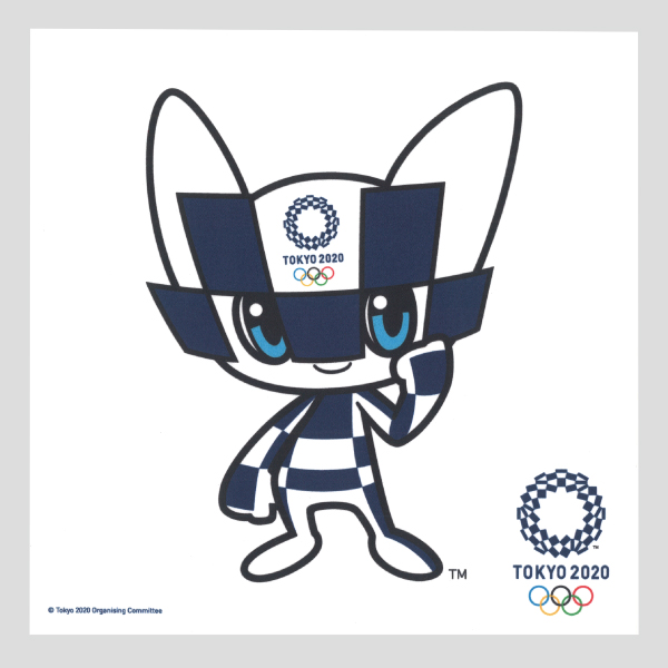 【30%OFF】東京2020オリンピックマスコット TKY10-OL2 レンズクリーナークロス