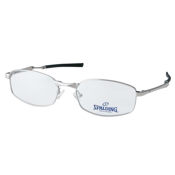 アウトレット割引 SPF-201 SIL SPALDING(度付クリアレンズセット) 折りたたみメガネ