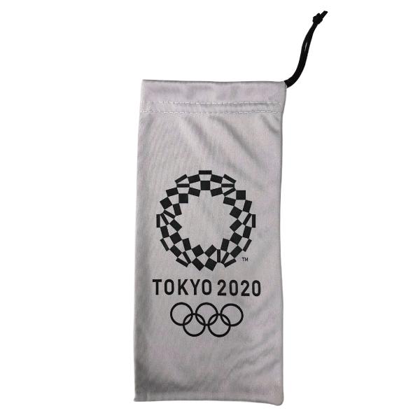 【完売】東京2020オリンピックエンブレム TKY2-OL2 NAV/W サングラスA