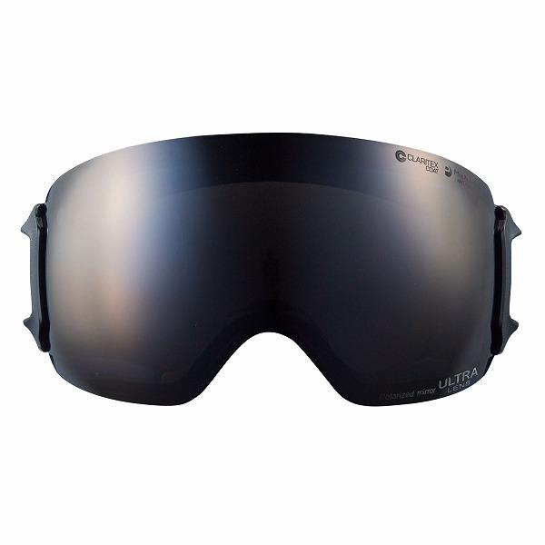 DICE LBK4362 BLK BANK用レンズ(ULTRA・偏光・ミラー・撥水・PAF) レンズ単品