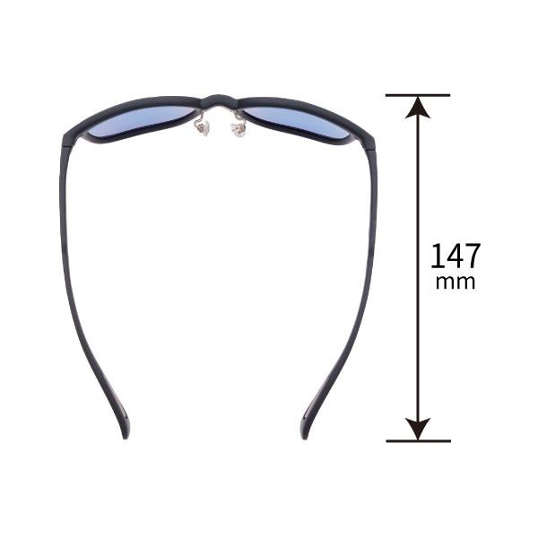 AMZ-PW-0053 BK DF-Pathway 偏光レンズモデル