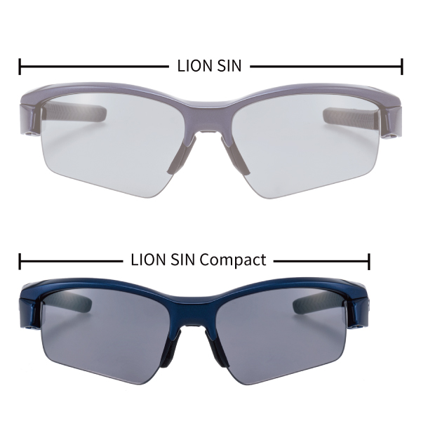 LION SIN Compact(BK) + L-LI SIN-C-0411 Y
