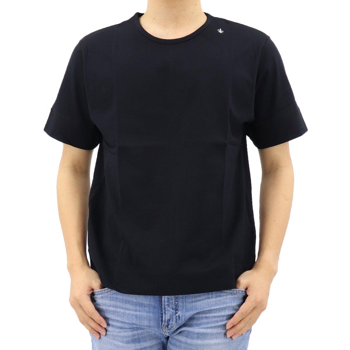 クルーネックTシャツ BLACK(ブラック)