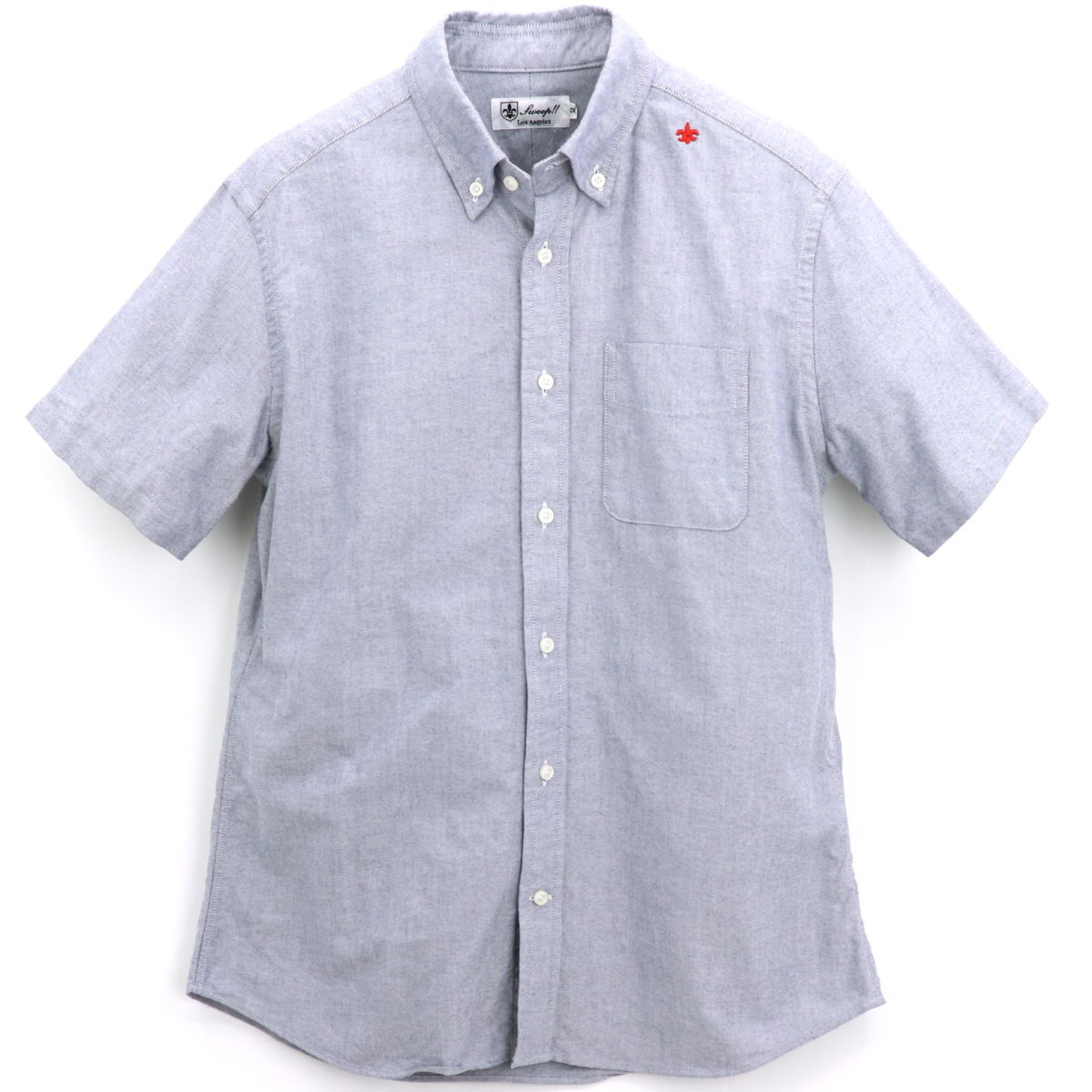 ★BASIC 9BUTTON  OXFORD(8colors)